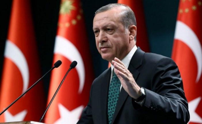 Cumhurbaşkanı Erdoğan Kut'ül Amare'nin yıl dönümünde konuştu