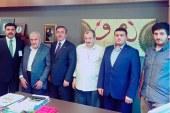 Hüsnü Bayramoğlu Millet Vekillerini ziyaret etti